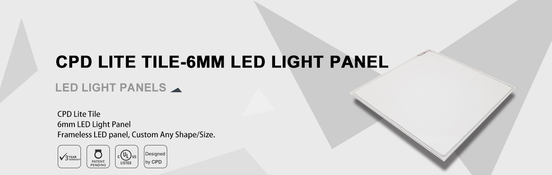 reputable site e3d8f 162ae Custom Size Led Panel, Led Light Panel Custom Size | CPD ...